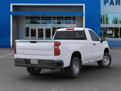 2020 Chevrolet Silverado 1500 Regular Cab 4x2, Pickup #FK04353 - photo 2