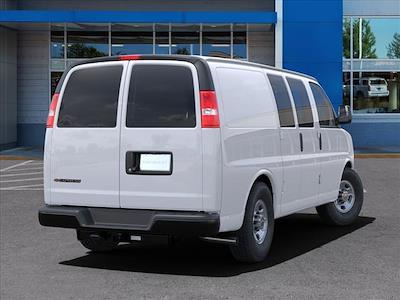 2021 Chevrolet Express 2500 4x2, Empty Cargo Van #FK0443 - photo 2