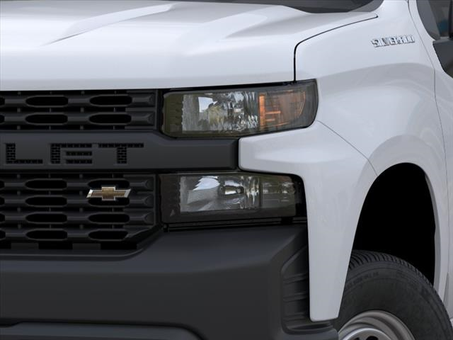 2020 Silverado 1500 Regular Cab 4x2, Pickup #FK0496 - photo 8