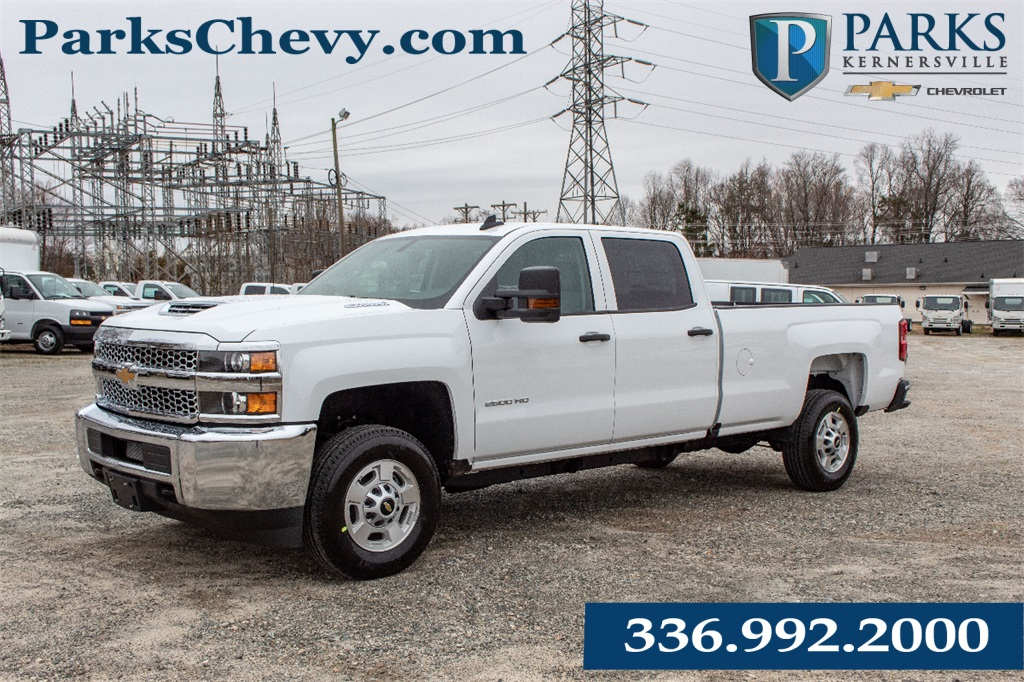 2019 Silverado 2500 Crew Cab 4x2,  Pickup #FK0533 - photo 1