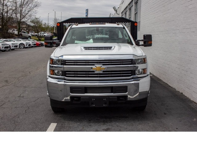 2018 Silverado 3500 Regular Cab DRW 4x2,  Monroe Platform Body #FK0555X - photo 11