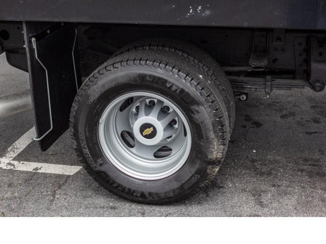 2018 Silverado 3500 Regular Cab DRW 4x2,  Monroe Work-A-Hauler II Platform Body #FK0555X - photo 13