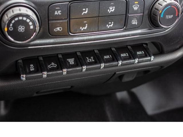 2018 Silverado 3500 Regular Cab DRW 4x2,  Monroe Work-A-Hauler II Platform Body #FK0555X - photo 18