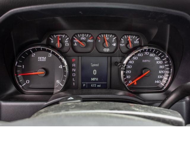 2018 Silverado 3500 Regular Cab DRW 4x2,  Monroe Work-A-Hauler II Platform Body #FK0555X - photo 5