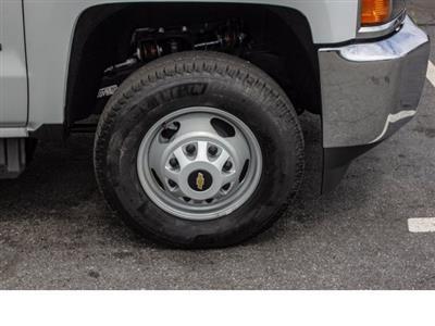2018 Silverado 3500 Regular Cab DRW 4x2,  Monroe Work-A-Hauler II Platform Body #FK0555X - photo 12