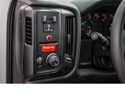 2018 Silverado 3500 Regular Cab DRW 4x2,  Monroe Work-A-Hauler II Platform Body #FK0555X - photo 15