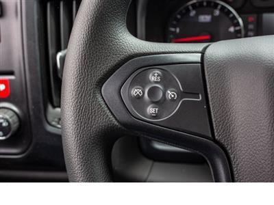 2018 Silverado 3500 Regular Cab DRW 4x2,  Monroe Work-A-Hauler II Platform Body #FK0555X - photo 16