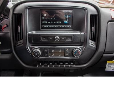 2018 Silverado 3500 Regular Cab DRW 4x2,  Monroe Work-A-Hauler II Platform Body #FK0555X - photo 17
