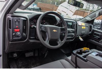 2018 Silverado 3500 Regular Cab DRW 4x2,  Monroe Work-A-Hauler II Platform Body #FK0555X - photo 3