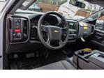 2018 Silverado 3500 Regular Cab DRW 4x2,  Monroe Work-A-Hauler II Platform Body #FK0555X - photo 3