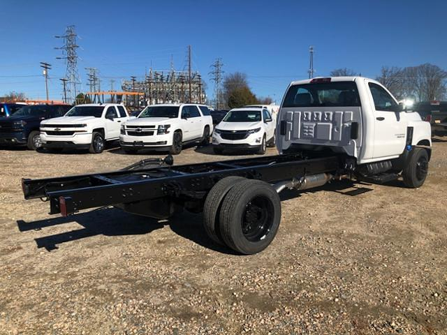 2020 Chevrolet Silverado 5500 Regular Cab DRW 4x2, Cab Chassis #FK05726 - photo 5