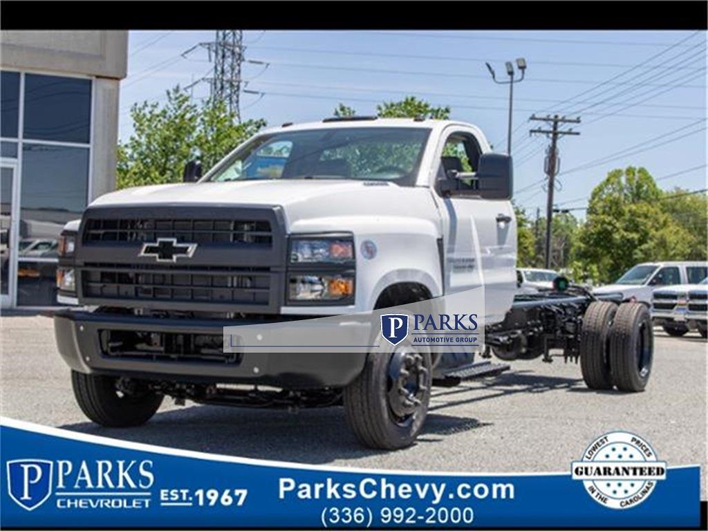 2020 Chevrolet Silverado 5500 Regular Cab DRW 4x2, Cab Chassis #FK05727 - photo 1