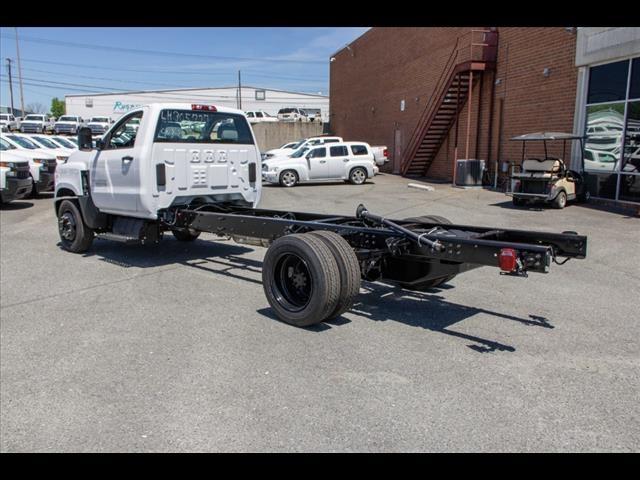 2020 Chevrolet Silverado 5500 Regular Cab DRW 4x2, Cab Chassis #FK05727 - photo 2
