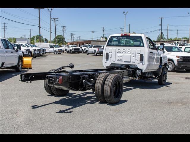 2020 Chevrolet Silverado 5500 Regular Cab DRW 4x2, Cab Chassis #FK05727 - photo 6