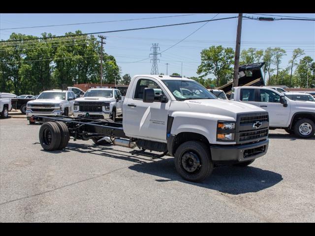 2020 Chevrolet Silverado 5500 Regular Cab DRW 4x2, Cab Chassis #FK05727 - photo 8
