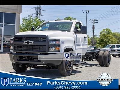 2020 Silverado 5500 Regular Cab DRW 4x2,  Cab Chassis #FK05727 - photo 1