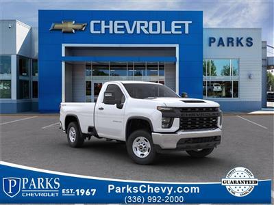 2020 Chevrolet Silverado 2500 Regular Cab 4x4, Pickup #FK0585X - photo 1