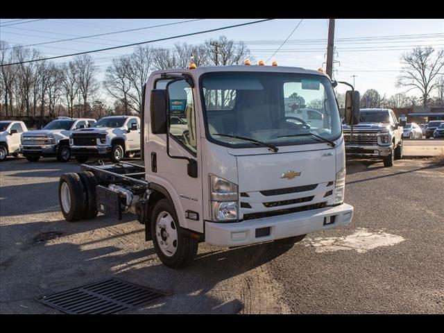 2020 LCF 5500XD Regular Cab DRW 4x2,  PJ's Truck Bodies Landscape Dump #FK0700 - photo 6