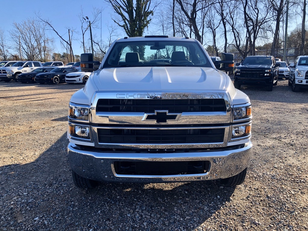 2019 Chevrolet Silverado 6500 Regular Cab DRW 4x2, Cab Chassis #FK0721 - photo 8
