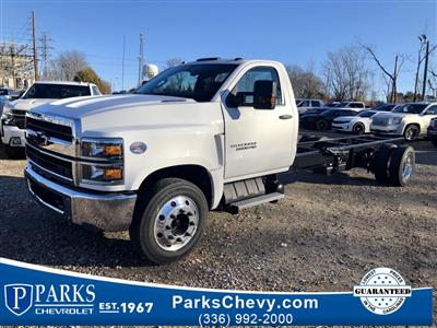 2019 Chevrolet Silverado 6500 Regular Cab DRW 4x2, Cab Chassis #FK0721 - photo 1