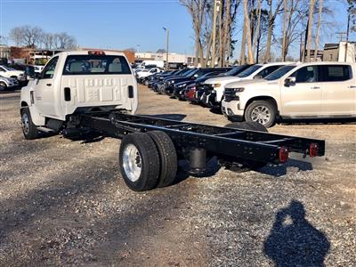 2019 Chevrolet Silverado 6500 Regular Cab DRW 4x2, Cab Chassis #FK0721 - photo 2