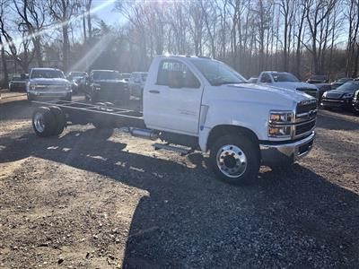 2019 Chevrolet Silverado 6500 Regular Cab DRW 4x2, Cab Chassis #FK0721 - photo 6