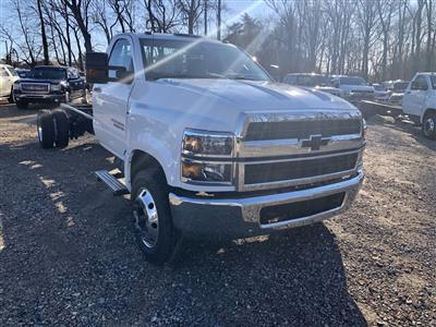 2019 Chevrolet Silverado 6500 Regular Cab DRW 4x2, Cab Chassis #FK0721 - photo 7
