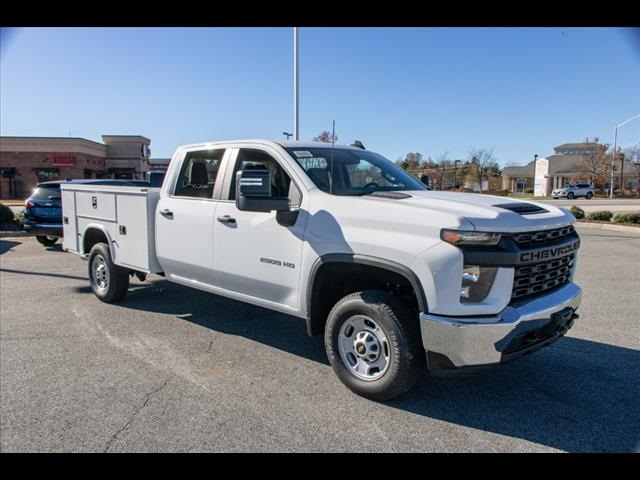 2020 Chevrolet Silverado 2500 Crew Cab 4x2, Knapheide Steel Service Body #FK07295 - photo 13