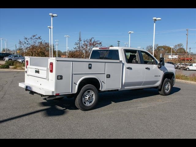 2020 Chevrolet Silverado 2500 Crew Cab 4x2, Knapheide Steel Service Body #FK07295 - photo 7