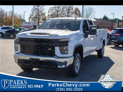 2020 Chevrolet Silverado 2500 Crew Cab 4x2, Knapheide Steel Service Body #FK07295 - photo 1