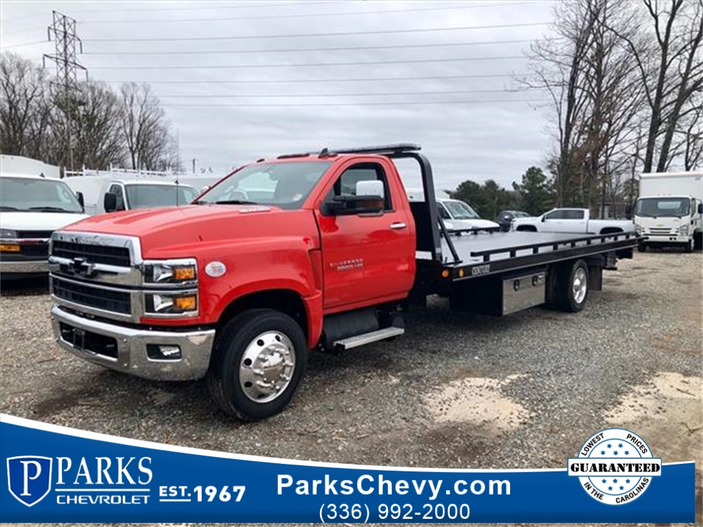 2019 Silverado 6500 Regular Cab DRW 4x2,  Cab Chassis #FK0734 - photo 1