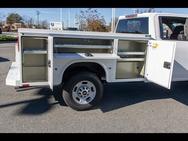 2020 Chevrolet Silverado 2500 Crew Cab 4x2, Knapheide Steel Service Body #FK07392 - photo 8