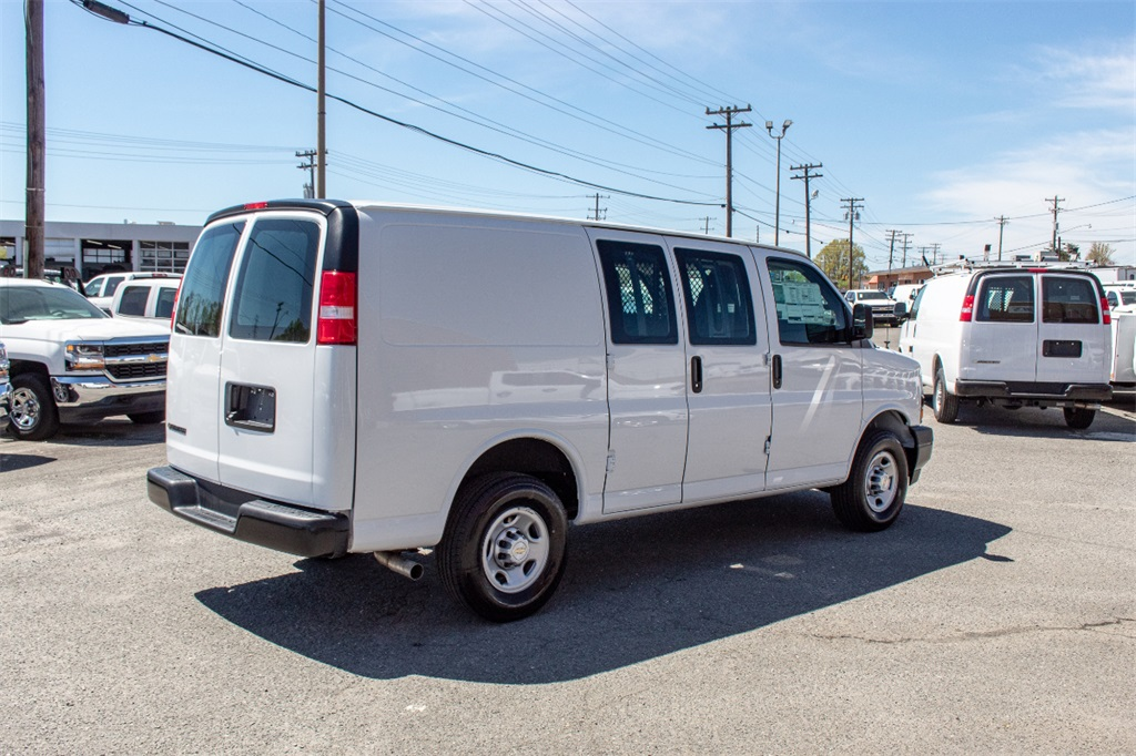 2019 Express 2500 4x2,  Masterack Upfitted Cargo Van #FK0750 - photo 10
