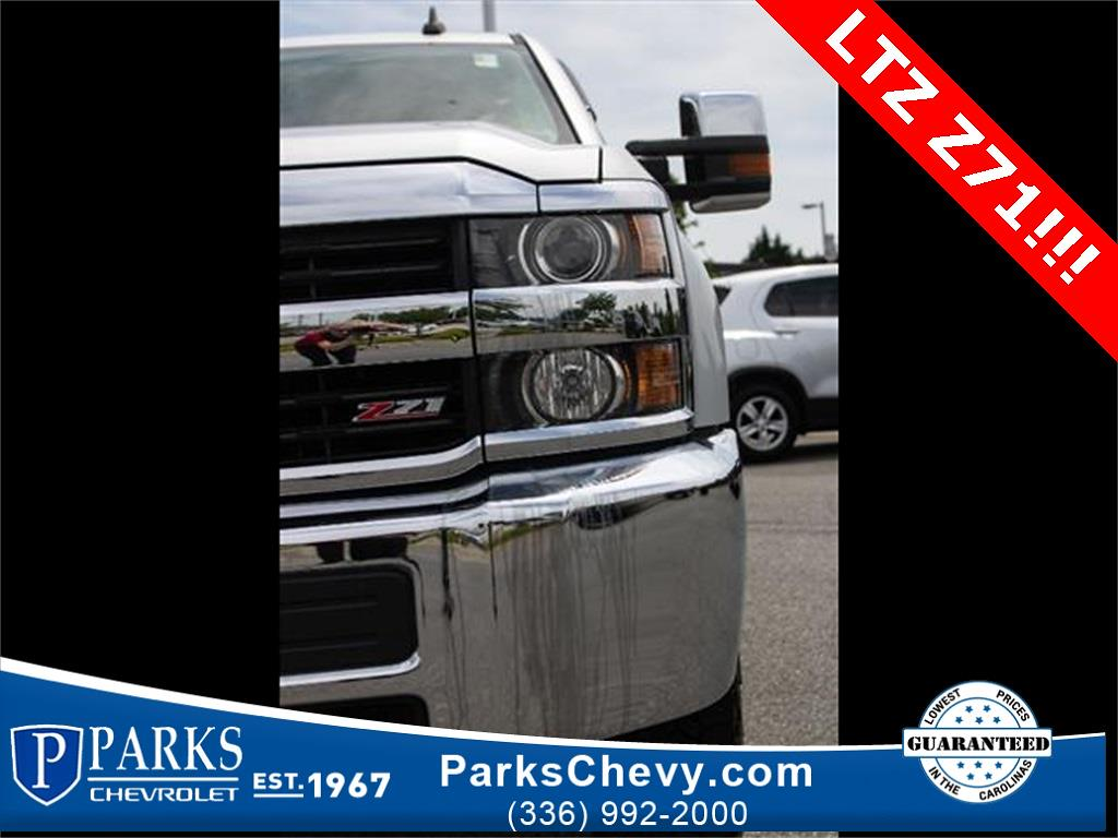 2015 Chevrolet Silverado 2500 Crew Cab 4x4, Pickup #FK0794A - photo 15