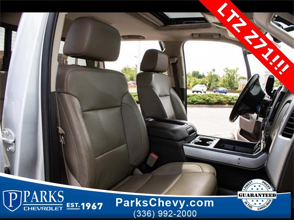 2015 Chevrolet Silverado 2500 Crew Cab 4x4, Pickup #FK0794A - photo 33