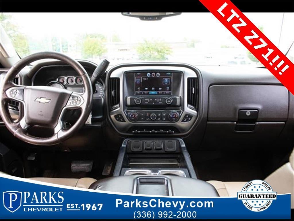 2015 Chevrolet Silverado 2500 Crew Cab 4x4, Pickup #FK0794A - photo 40