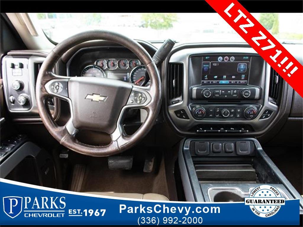 2015 Chevrolet Silverado 2500 Crew Cab 4x4, Pickup #FK0794A - photo 41