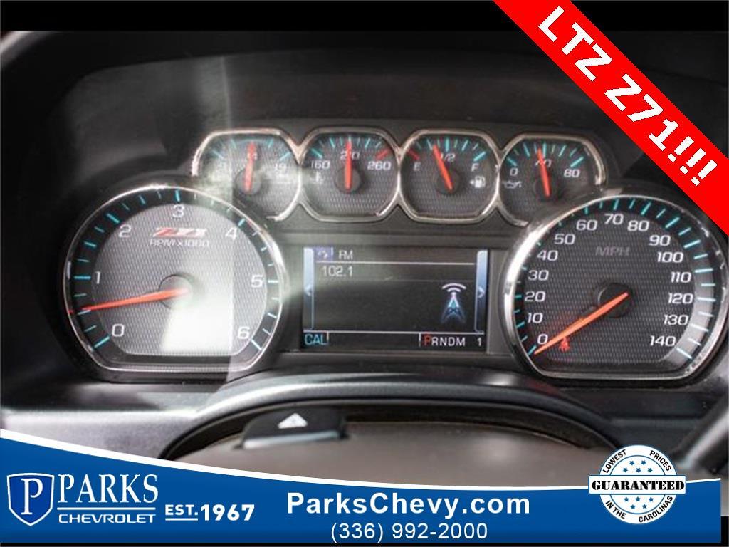 2015 Chevrolet Silverado 2500 Crew Cab 4x4, Pickup #FK0794A - photo 46