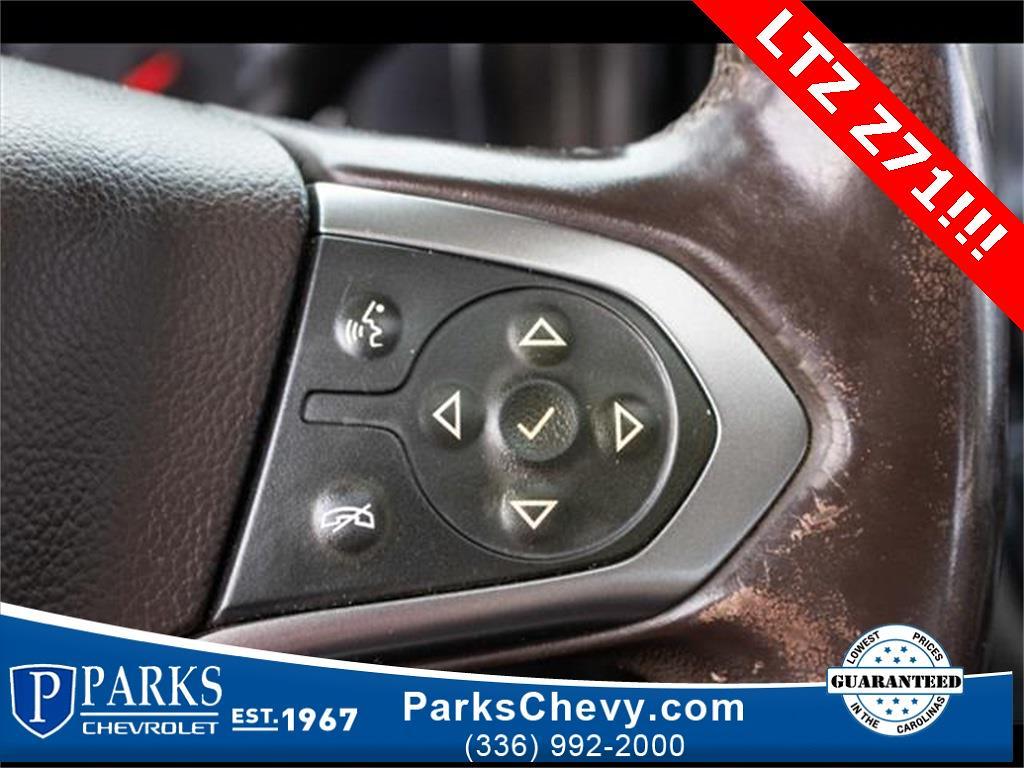 2015 Chevrolet Silverado 2500 Crew Cab 4x4, Pickup #FK0794A - photo 50