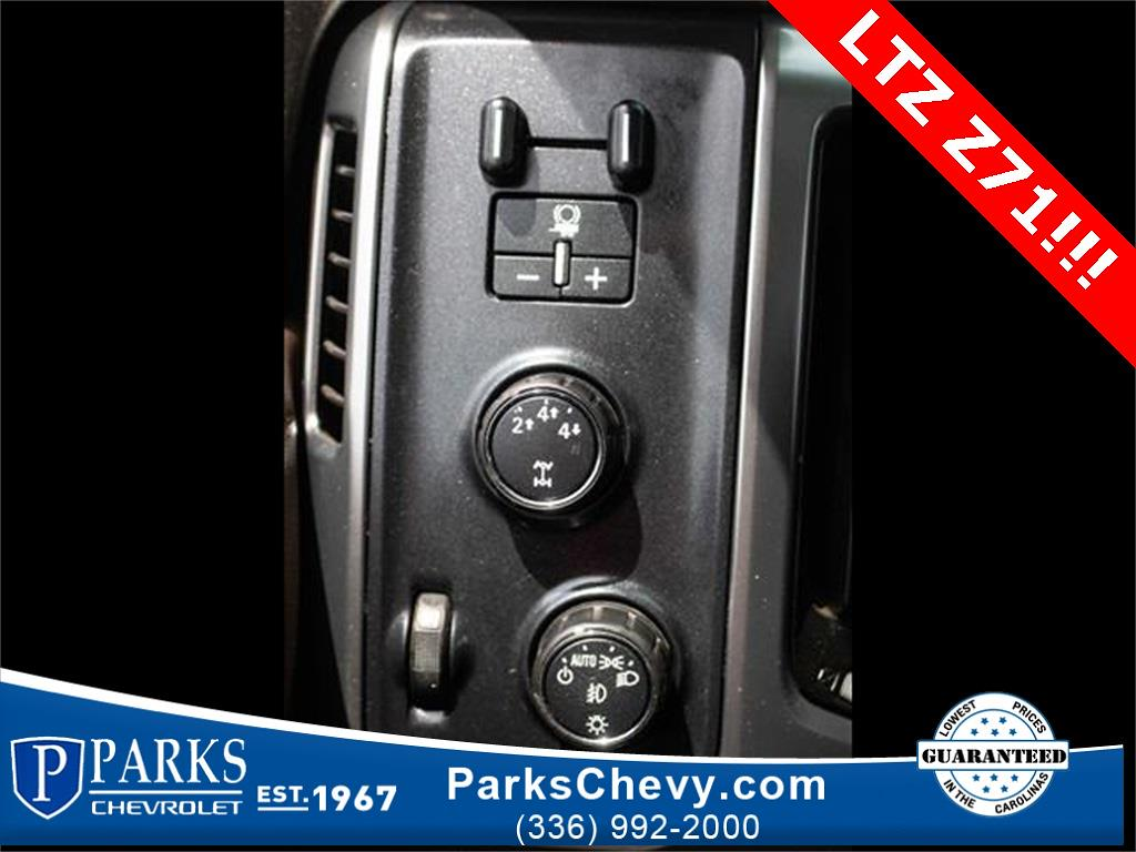 2015 Chevrolet Silverado 2500 Crew Cab 4x4, Pickup #FK0794A - photo 52