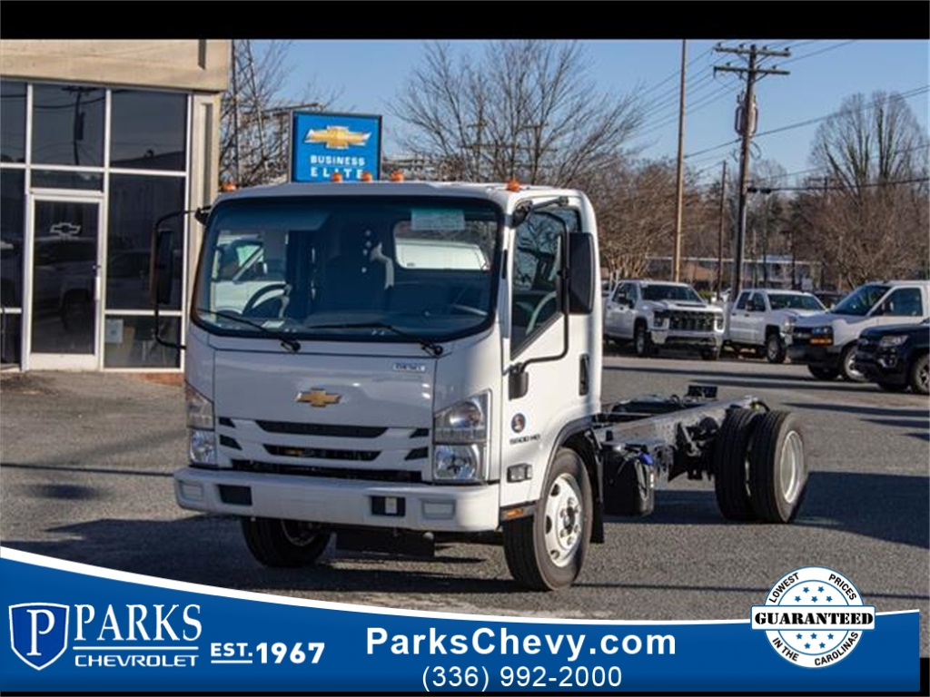 2020 Chevrolet LCF 5500HD Regular Cab DRW 4x2, Cab Chassis #FK0817 - photo 1