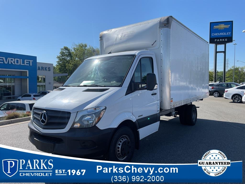 2016 Mercedes-Benz Sprinter 3500 4x2, Knapheide Dry Freight #FK0817A - photo 1