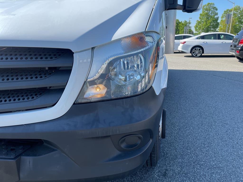 2016 Mercedes-Benz Sprinter 3500 4x2, Knapheide Dry Freight #FK0817A - photo 11