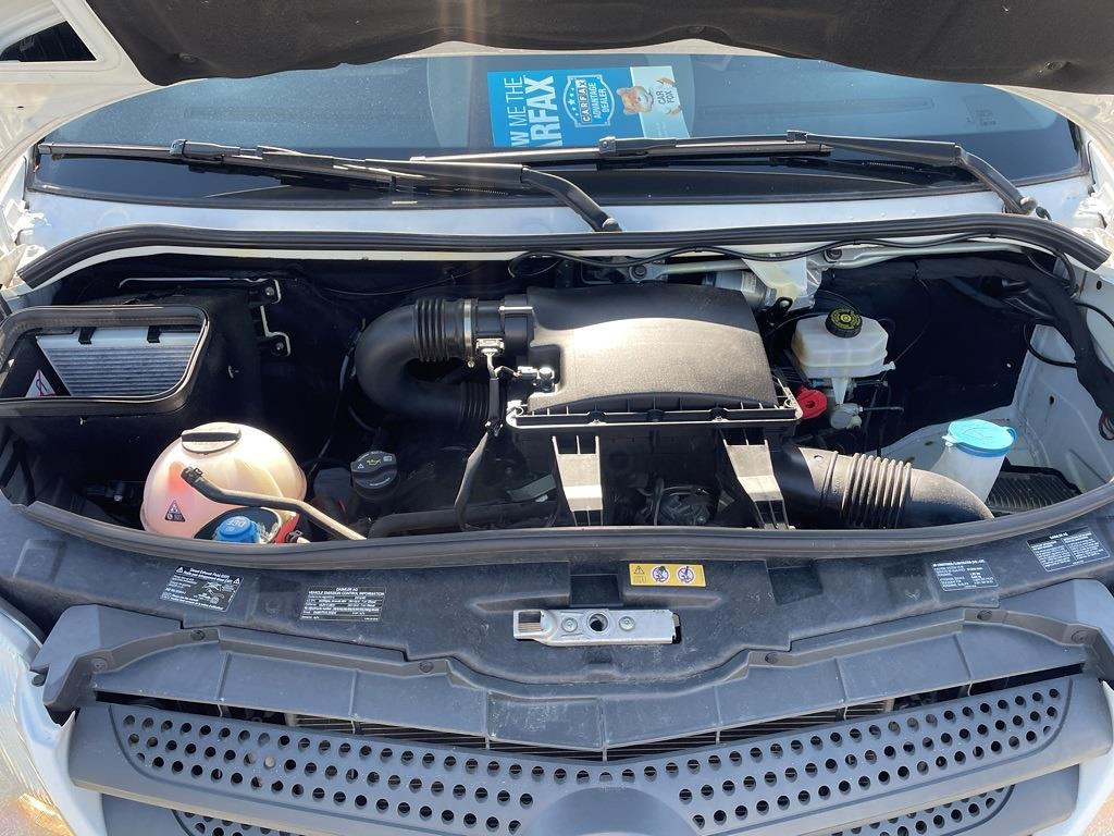2016 Mercedes-Benz Sprinter 3500 4x2, Knapheide Dry Freight #FK0817A - photo 34