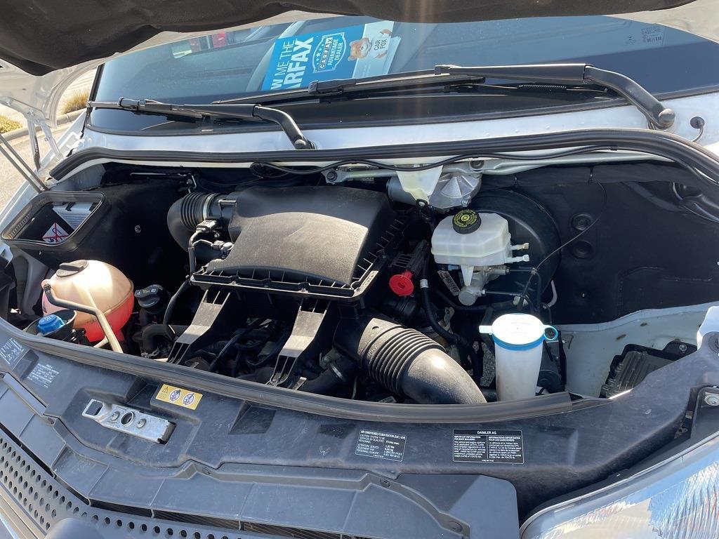 2016 Mercedes-Benz Sprinter 3500 4x2, Knapheide Dry Freight #FK0817A - photo 36