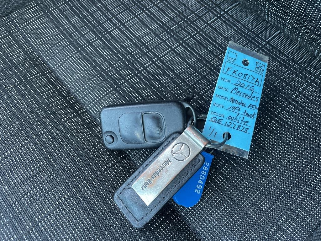 2016 Mercedes-Benz Sprinter 3500 4x2, Knapheide Dry Freight #FK0817A - photo 37