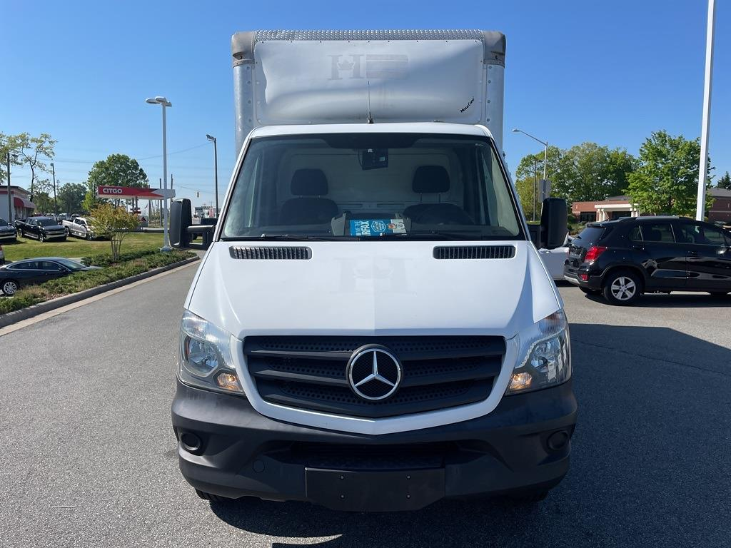 2016 Mercedes-Benz Sprinter 3500 4x2, Knapheide Dry Freight #FK0817A - photo 9