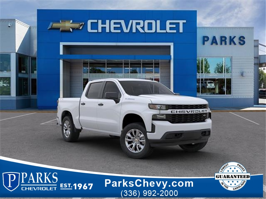 2020 Silverado 1500 Crew Cab 4x4, Pickup #FK0840 - photo 1