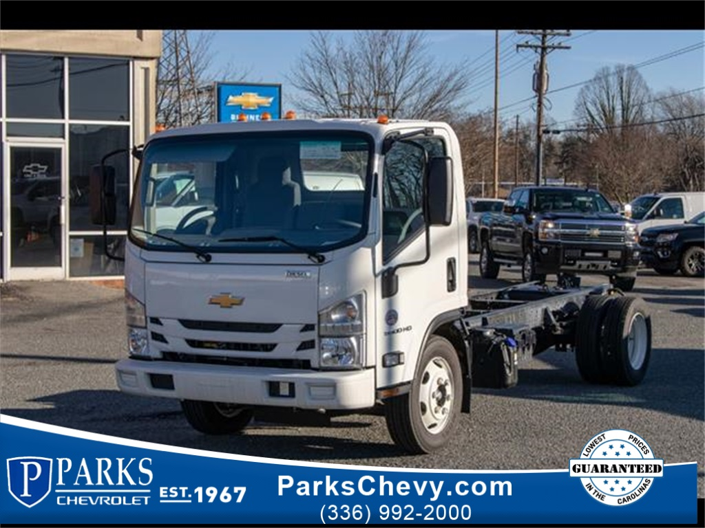 2020 Chevrolet LCF 5500HD Regular Cab DRW 4x2, Cab Chassis #FK0844 - photo 1