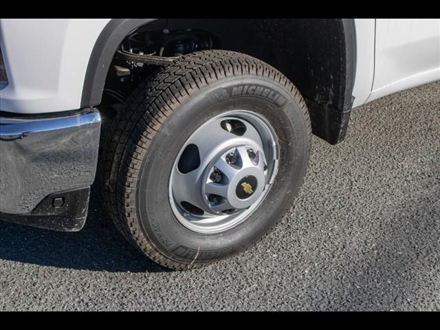 2020 Chevrolet Silverado 3500 Crew Cab DRW 4x2, Hillsboro GII Steel Platform Body #FK0868 - photo 12